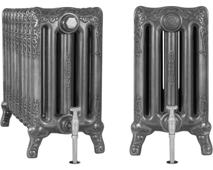 Carron чугунные радиаторы