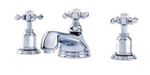 Кран для питьевой воды встроенный в смеситель в классическом стиле