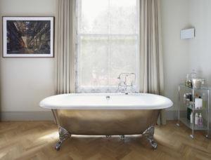 Drummonds ванна традиционная английская на ножках