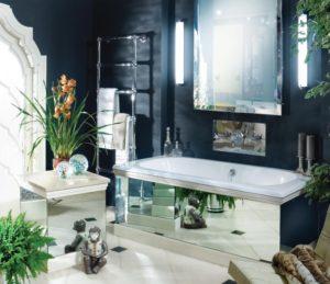 Drummonds чугунные ванны встройка