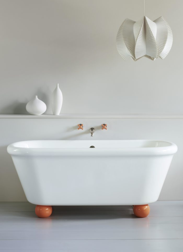 Water Monopoly ванна в английском классическом стиле